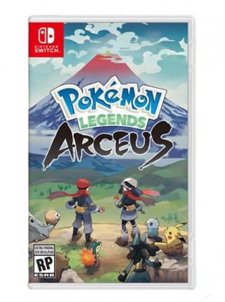 Pokémon: Legends Arceus - Nintendo Switch - Pré Venda