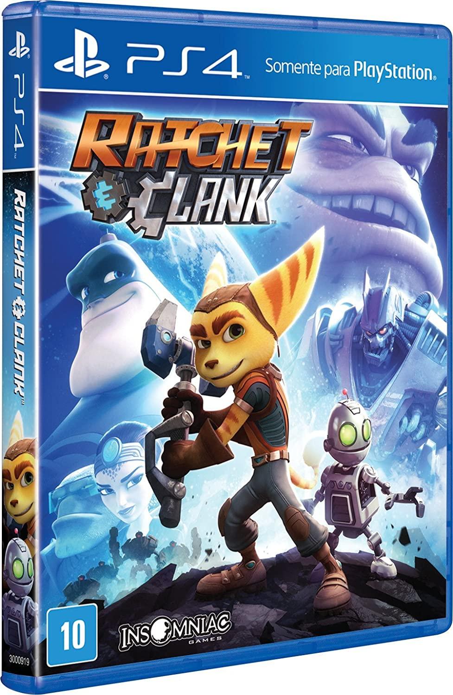 Ratchet & Clank + Voucher de 3Meses PS Plus - PS4