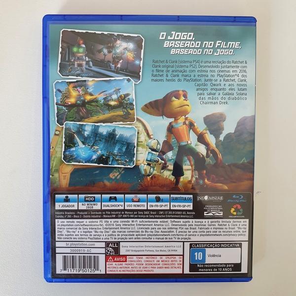 Ratchet e Clank - PS4 - Usado