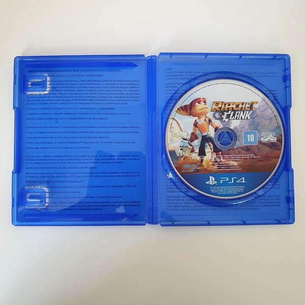 Ratchet e Clank - Somente Jogo - PS4 - Usado
