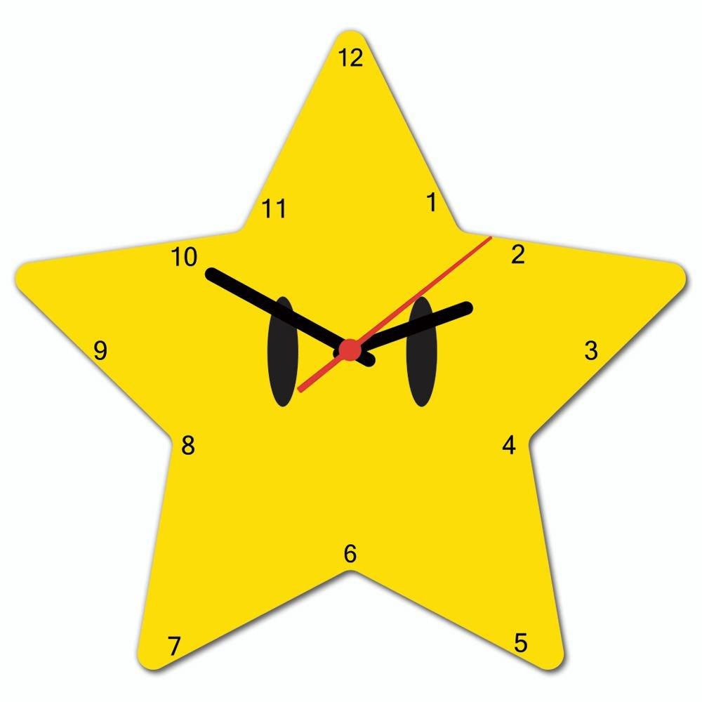 Relógio de Parede - Estrela