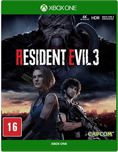 Resident Evil 3 Remasterizado - Xbox One