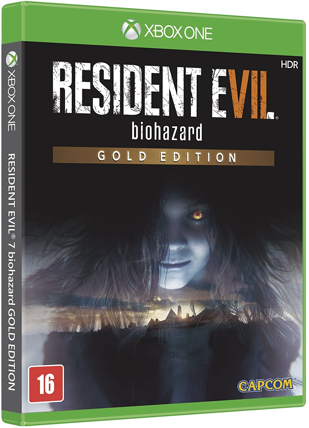 Resident Evil 7: Gold Edition - Xbox One