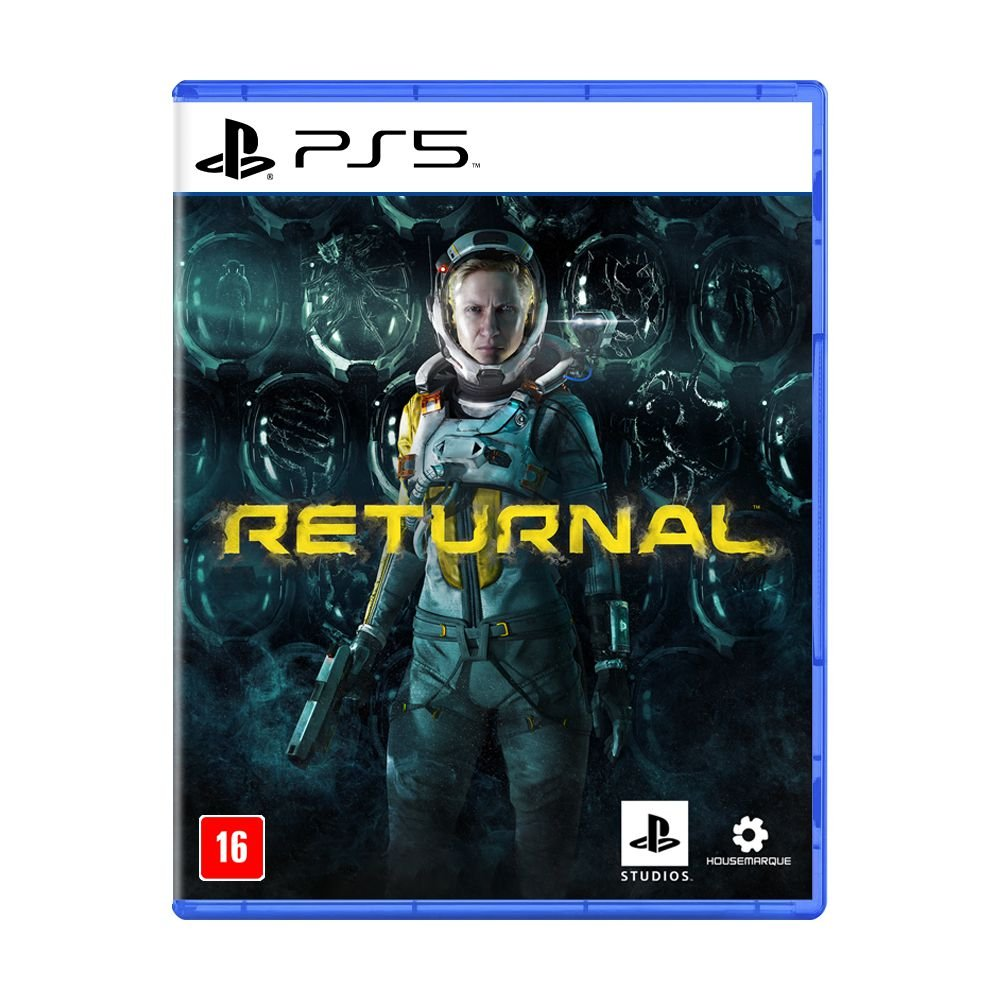 Returnal - PS5 - Pré Venda