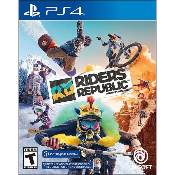 Riders Republic - PS4 - Pré-venda