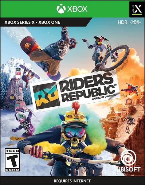 Riders Republic - XBOX - Pré-venda