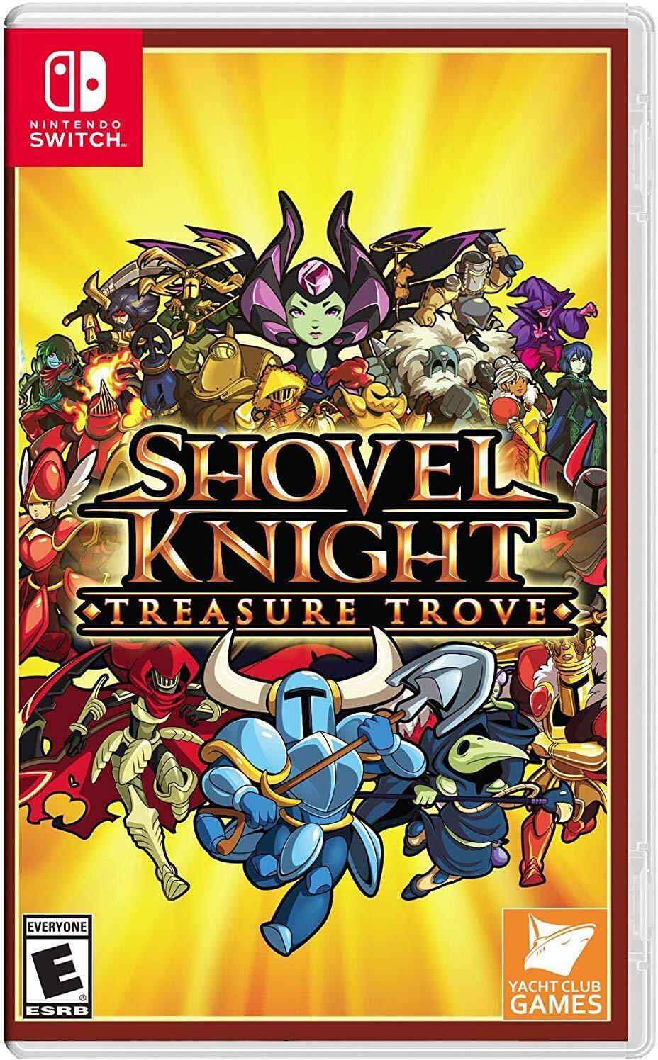 Shovel Knight: Treasure Trove (US) - Nintendo Switch