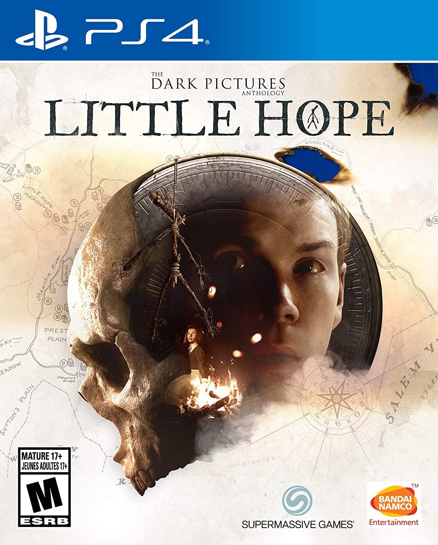 Little Hope - PS4 - Mídia Física