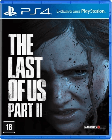The Last of Us Part II - Edição Padrão - PS4
