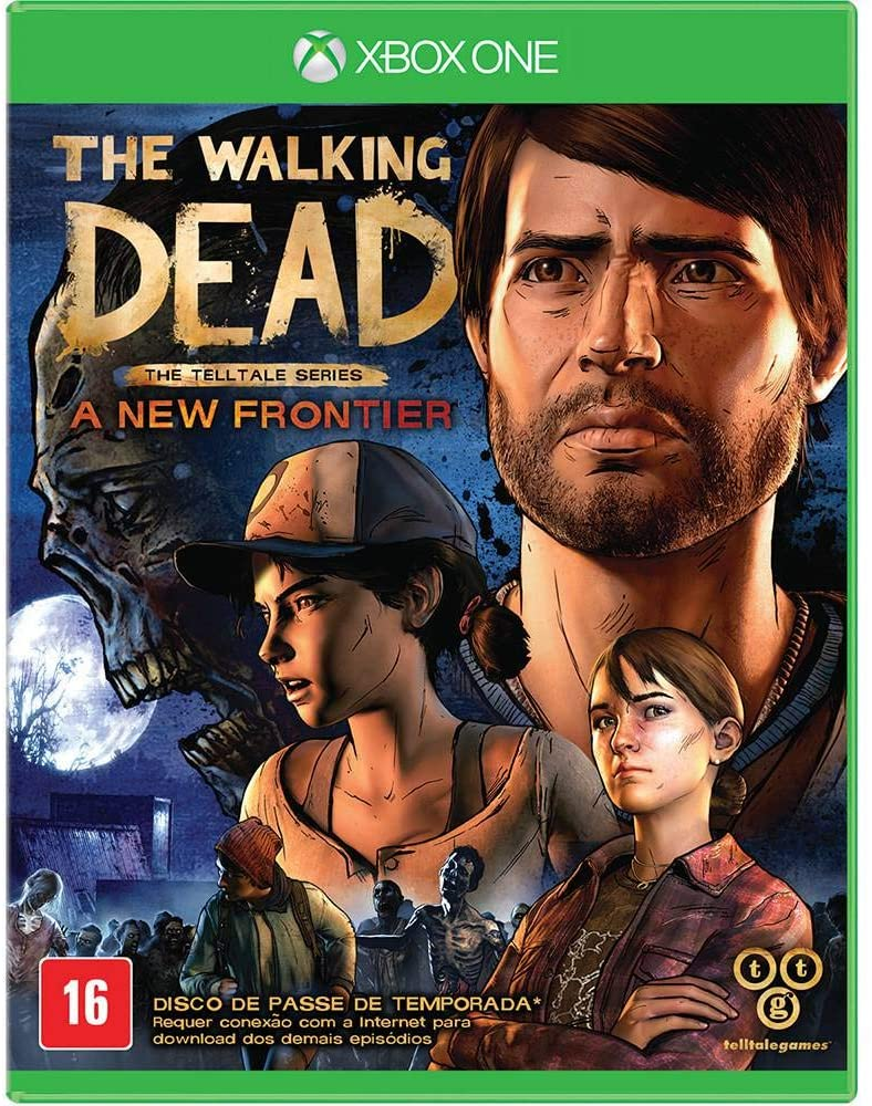 The Walking Dead - The Telltale Series A New Frontier - Xbox One