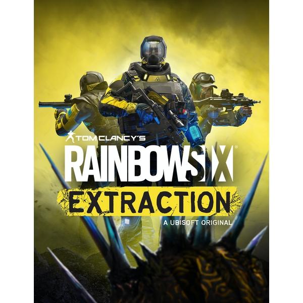 Tom Clancy's Rainbow Six: Extraction - PS4 - LISTA DE ESPERA
