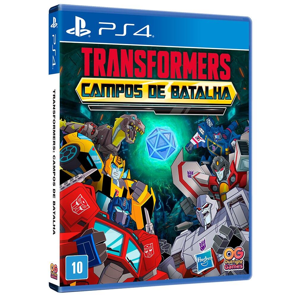 Transformers: Campos de Batalha - PS4