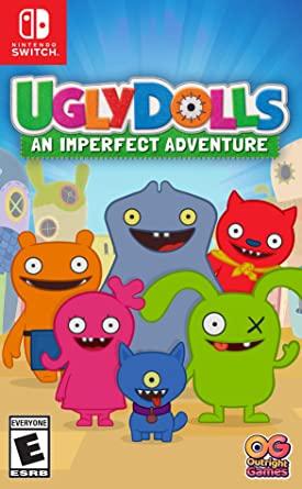 UglyDolls: An Imperfect Adventure - Nintendo Switch