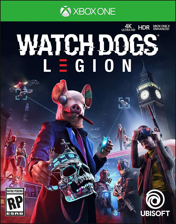 Watch Dogs: Legion - Xbox One - Mídia Física