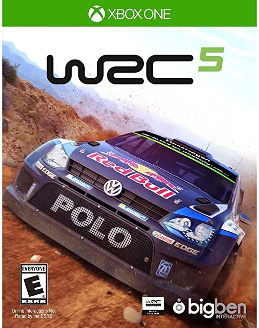 WRC5 Fia World Rally Championship - Xbox One