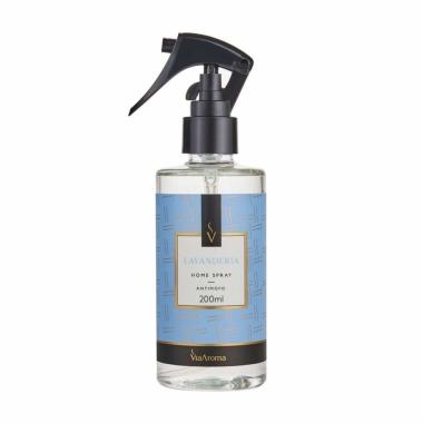 Home Spray - Lavanderia Via Aroma 200ml