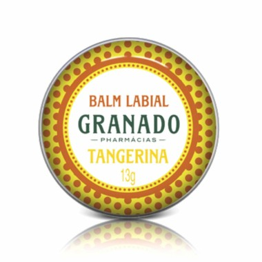 Balm Labial Tangerina 13g