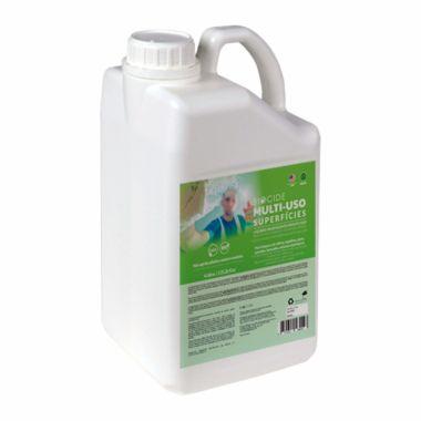 Biocide limpador multi-uso de superfícies pronto uso 4 L