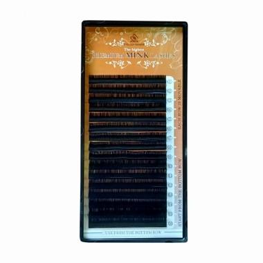 Case Premium Mink Lashes C 0.15t