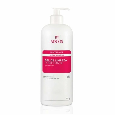 Clean Solution Professional ADCOS Gel de Limpeza Purificante Neutro 500g