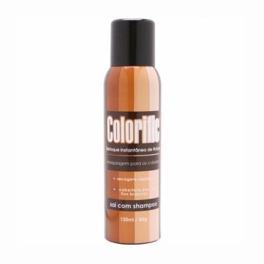 Colorific Retoque Instantâneo de Raízes - Castanho Escuro 120ml
