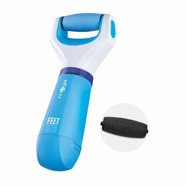 Esfoliador Personal Care Feet SPA A Pilha ou USB Mega