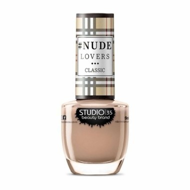 Esmalte Fortalecedor Studio 35 Nude que Brilha Coleção #NudeLoversClassic