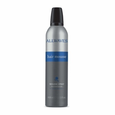 Hair Mousse Spray Allwaves  400ml