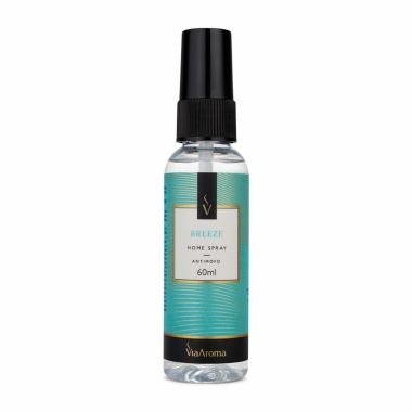 Home Spray Antimofo Breeze - Via Aroma 60ml