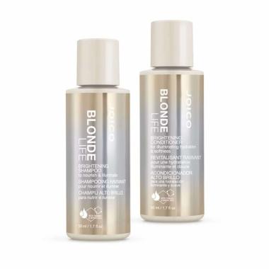 Kit Blond Life Shampoo 60ml + Condicionador 60ml Joico
