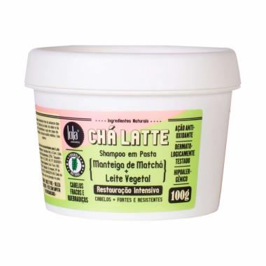 Lola Cosméticos Chá Latte Shampoo em pasta 100g