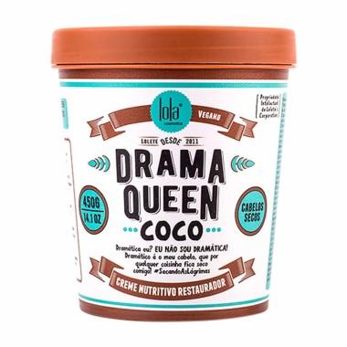 Lola Cosméticos Drama Queen Coco - Máscara de Nutrição 230g