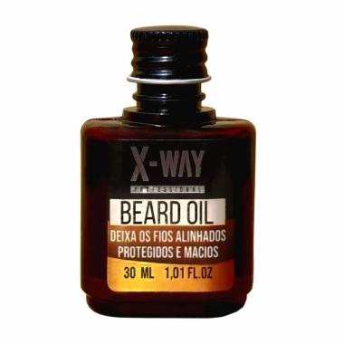 Óleo para Barba Beard Oil X-way 30ml