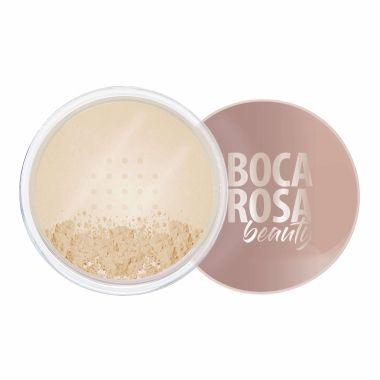 Pó Facial Solto Boca Rosa Beauty by Payot Marmore 1