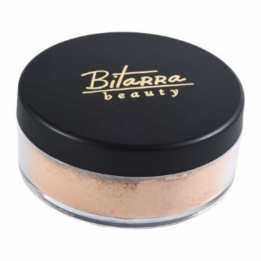 Pó Facial Translucido Rosado Bitarra Beauty