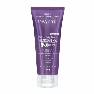 Protetor Facial Diário FPS 20 Payot 100g