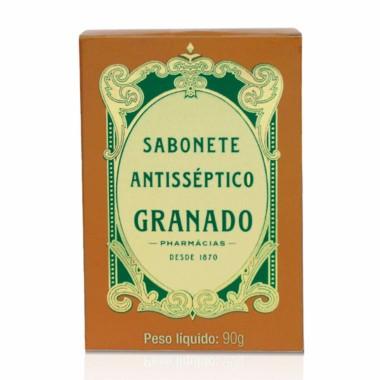 Sabonete Antisséptico Tradicional 90g