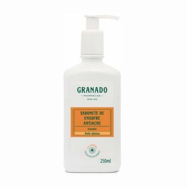 Sabonete De Enxofre Antiacne Granado 250ml