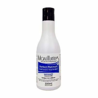 Shampoo Desamarelador Matizante Maxilluring 500ml