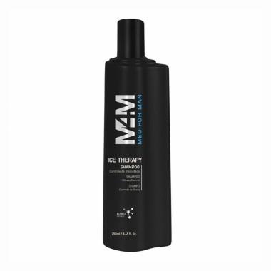 Shampoo Ice Therapy Med For Man Mediterrani 250ml