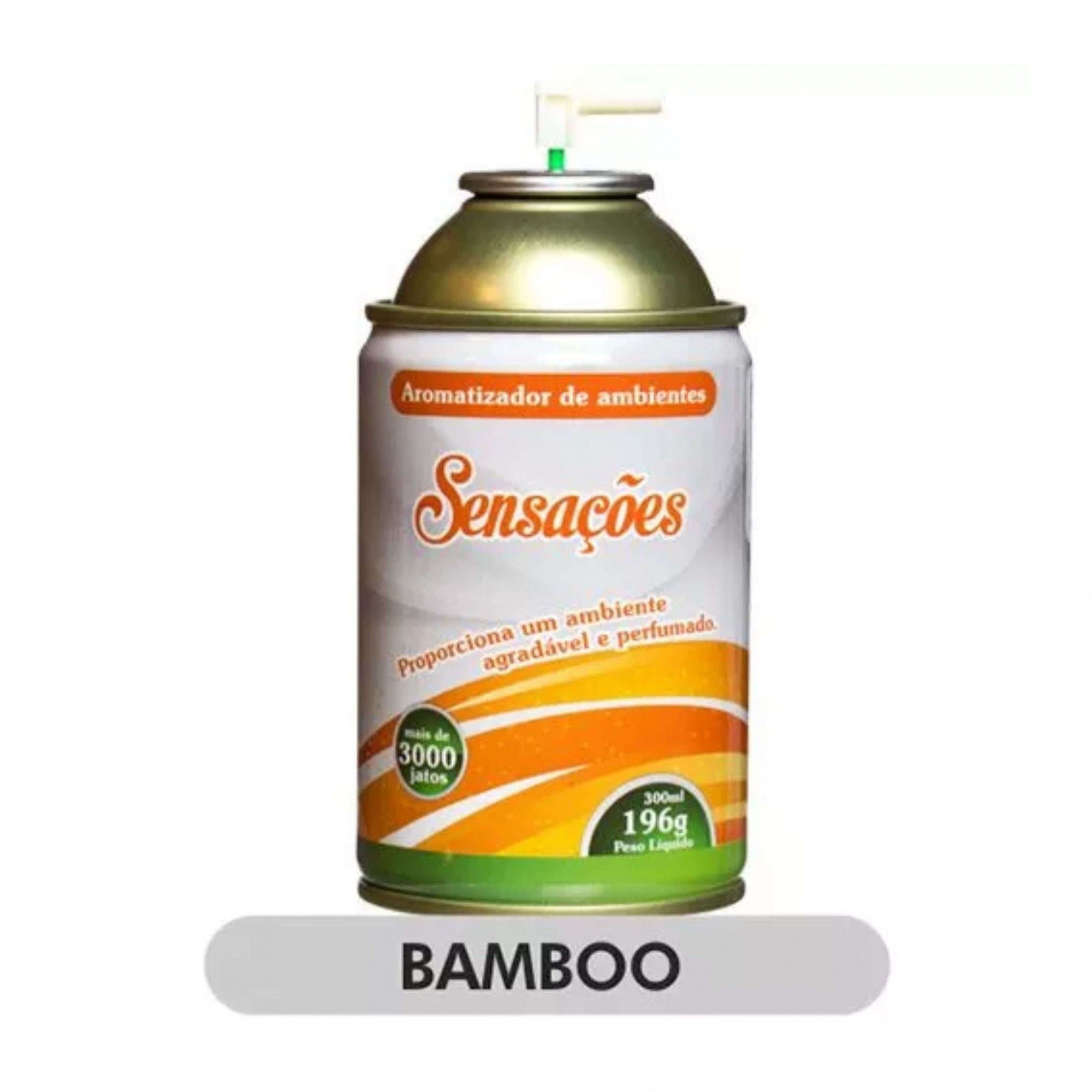 Aromatizador de Ambientes Sensacoes Bamboo 300ml