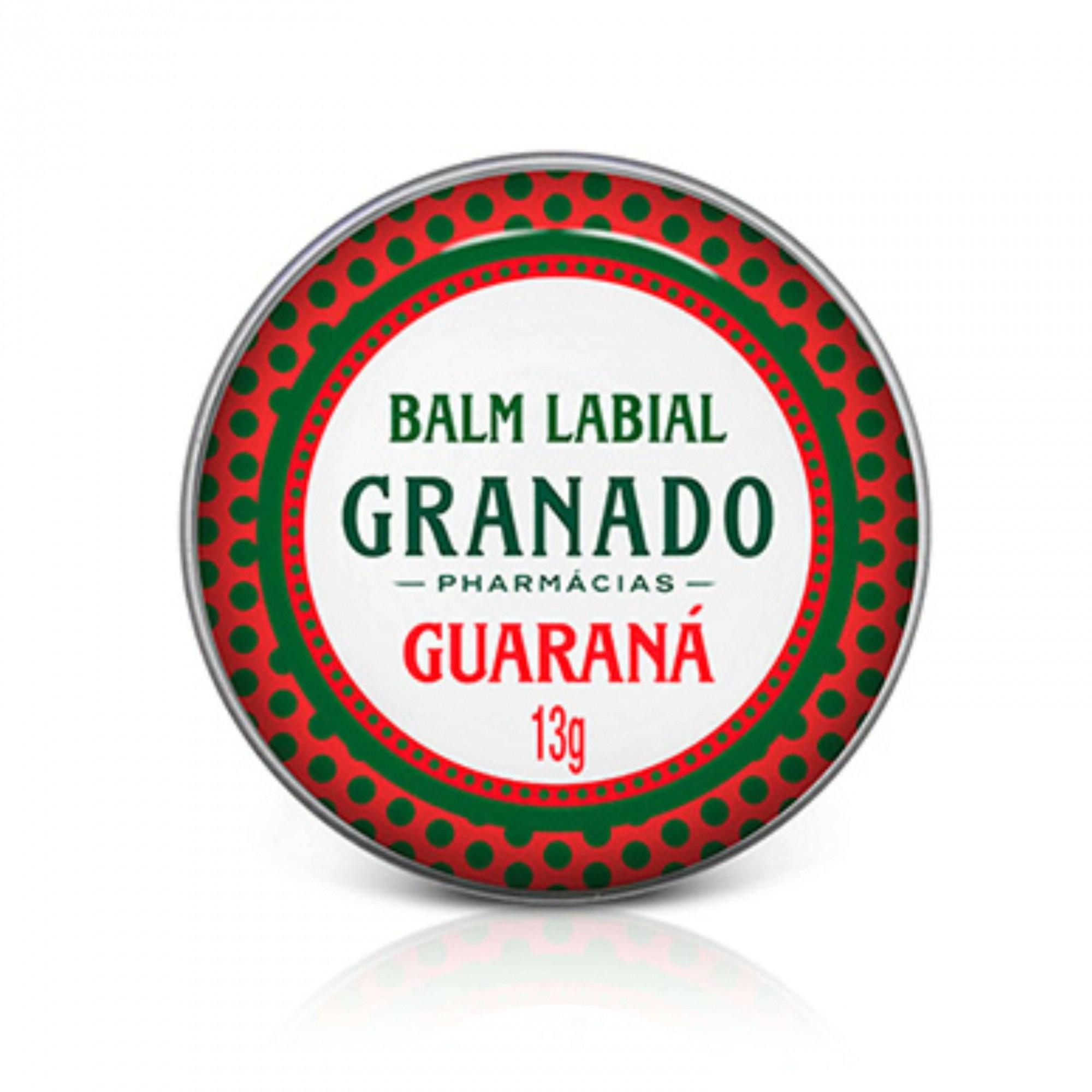 Balm Labial Guaraná 13g