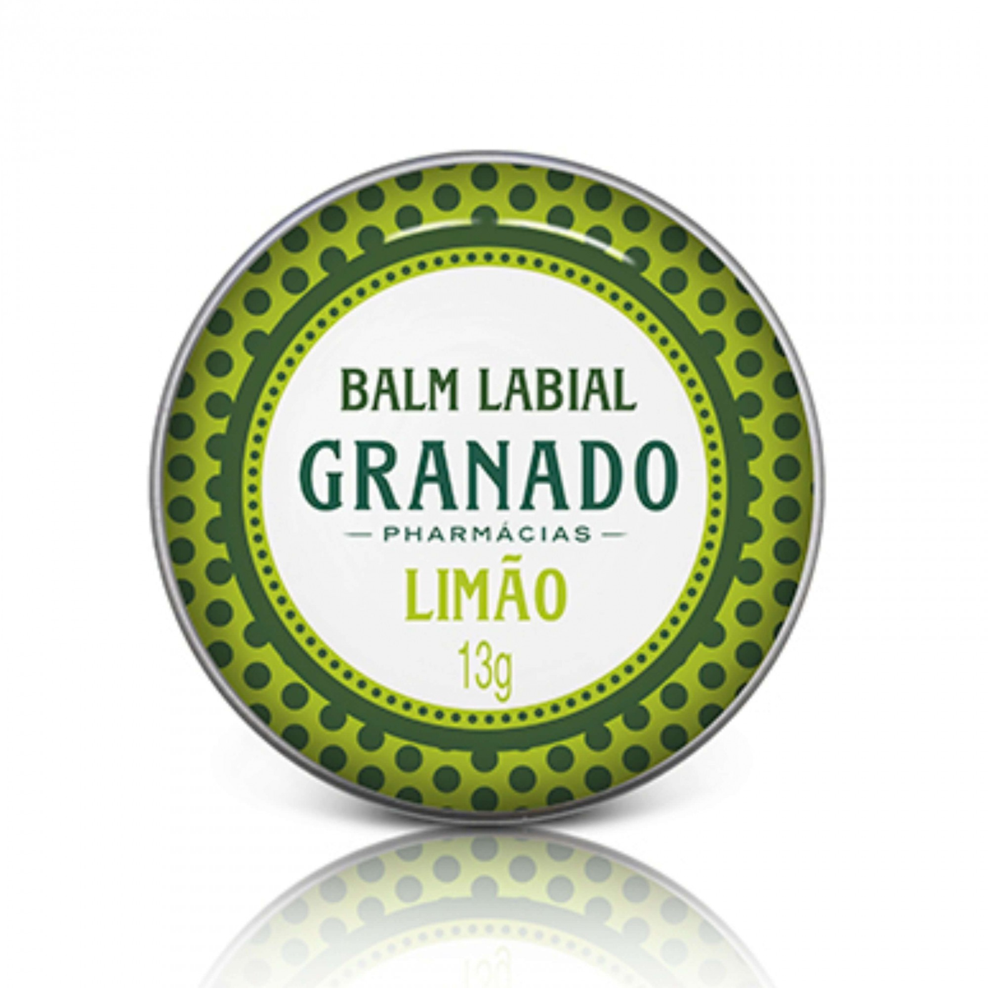 Balm Labial Limão 13g