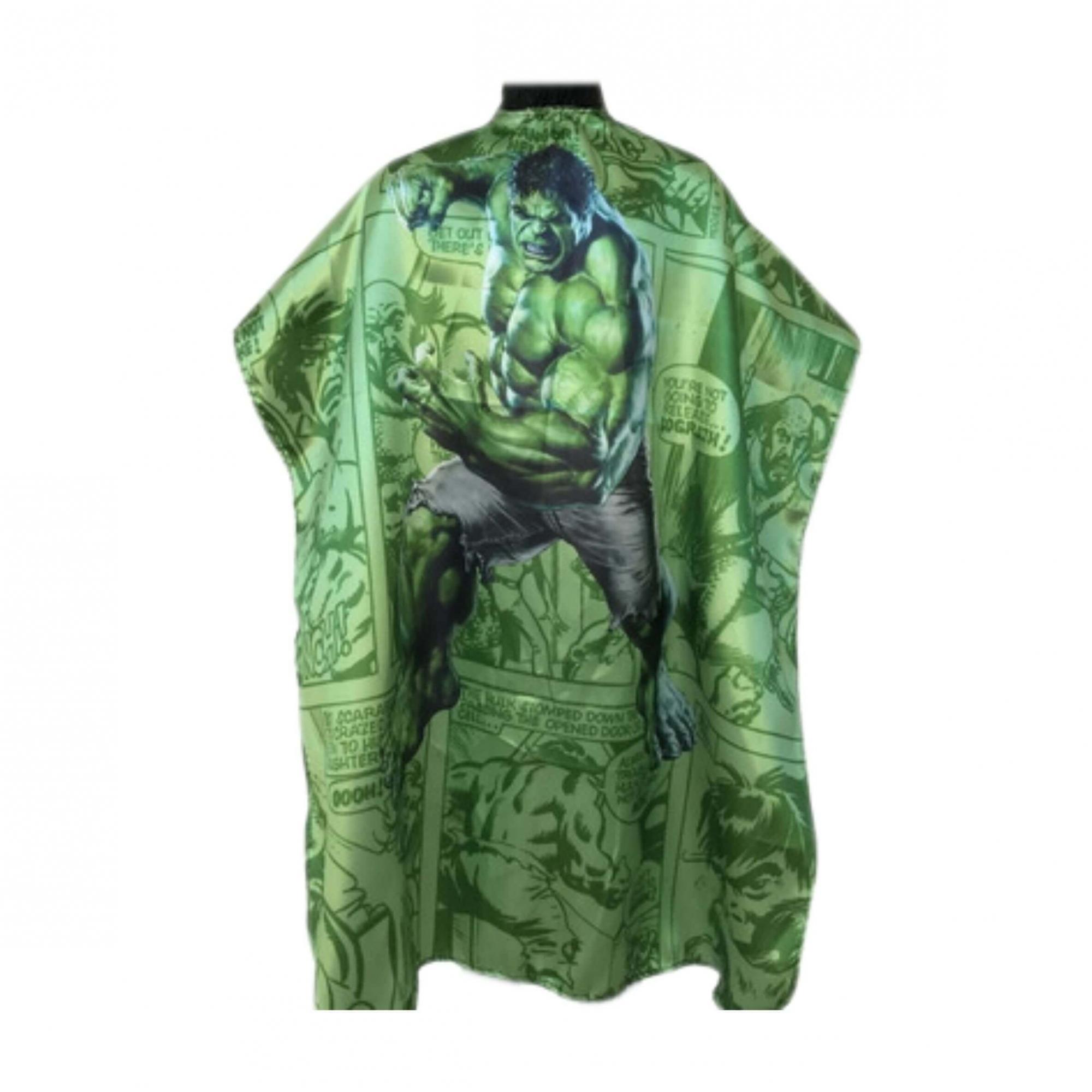 Capa De Corte Cetim Infantil Hulk - Thank You