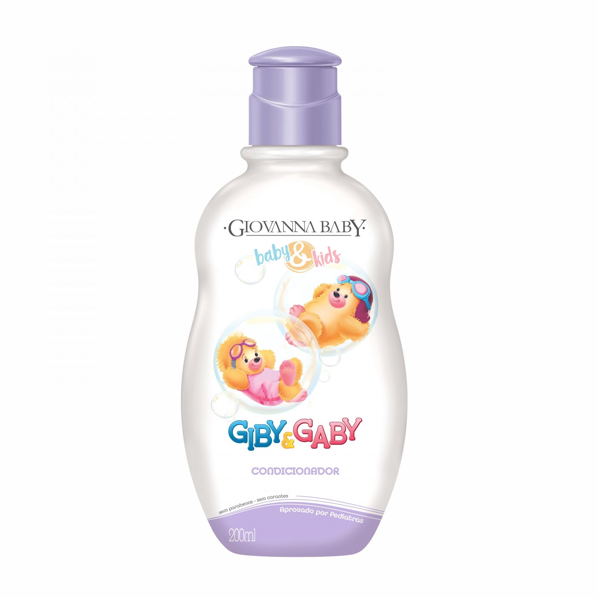 Condicionador Kids Giby & Gaby Giovanna Baby 200ml