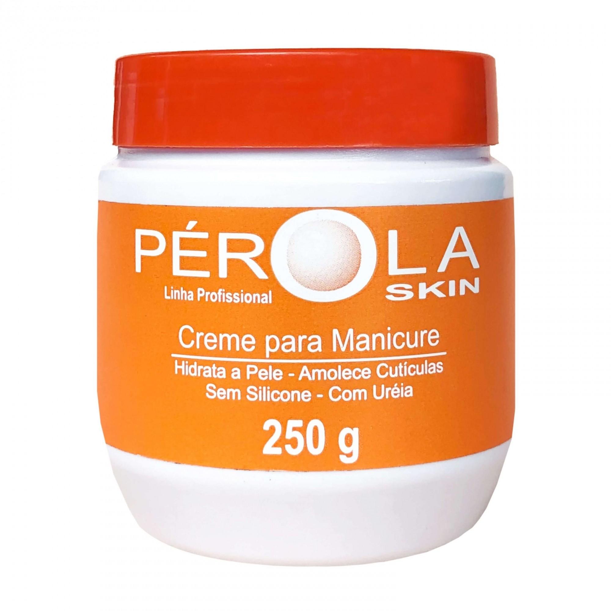 Creme para Manicure Pérola Skin 250g
