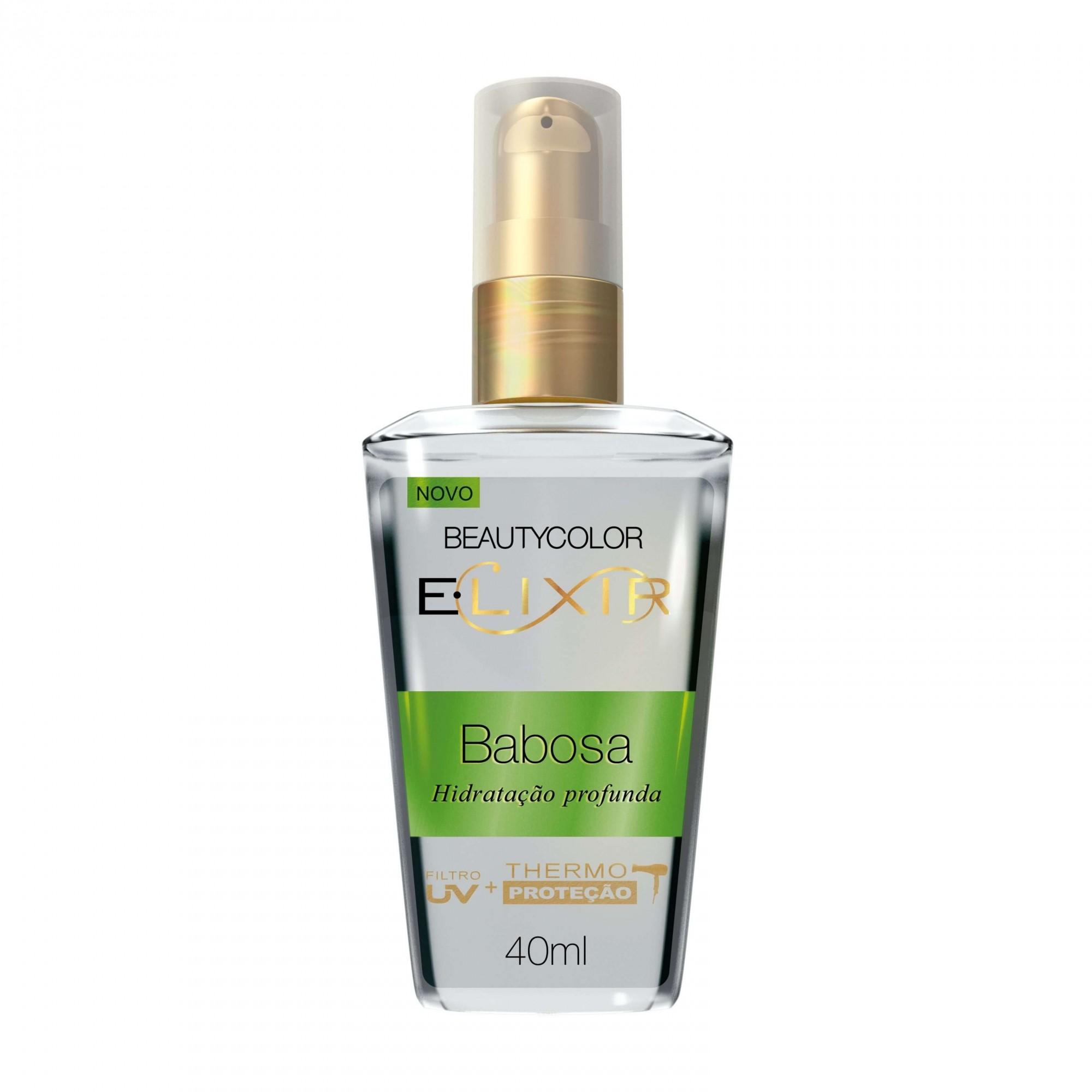 Elixir Babosa Beauty Color 40ml