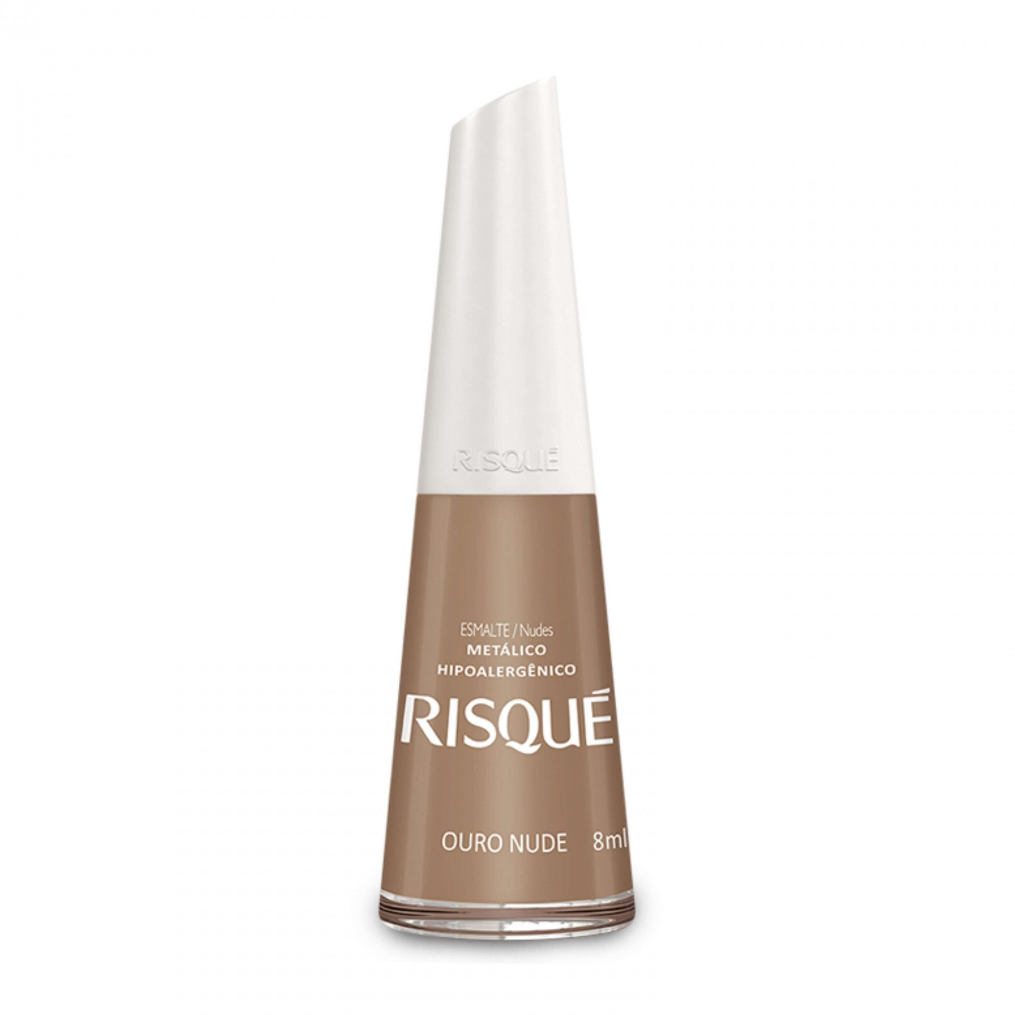 Esmalte Nude Risque Ouro Nude 8ml