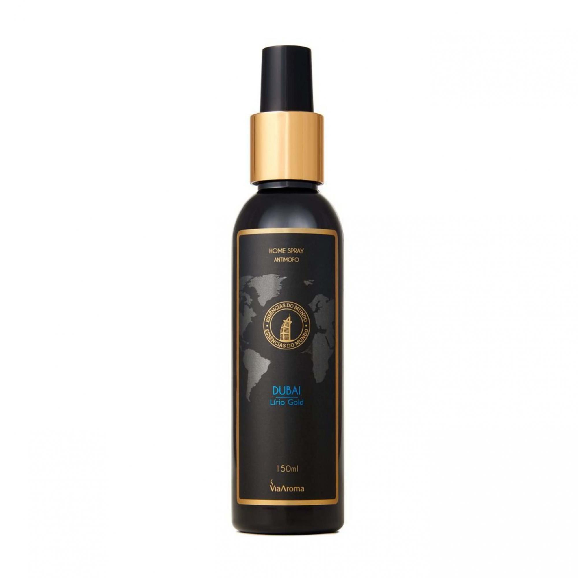 Home Spray Antimofo Dubai Via Aroma 150ml