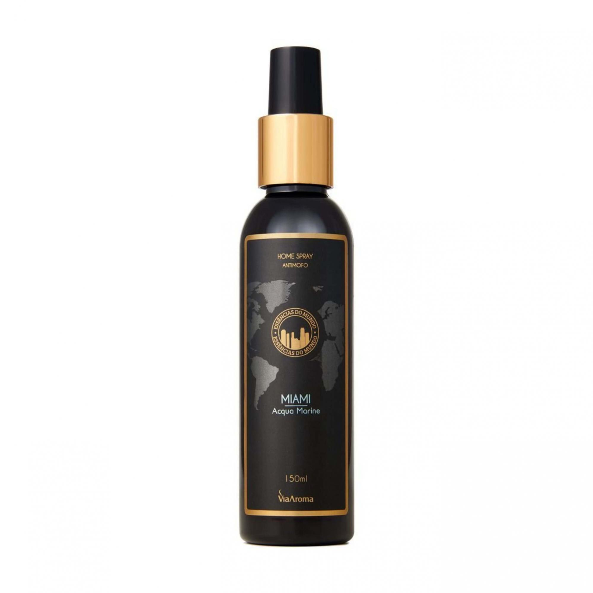Home Spray Antimofo Miami Via Aroma 150ml